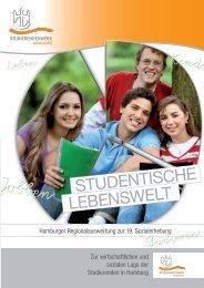 Sozialerhebung [PDF] -  Studierendenwerk Hamburg