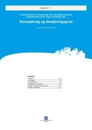 Veileder nr 11 Konseptvalg og detaljering - Concept - NTNU
