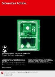Sicurezza totale (Pdf, 1.23mb) - ESTI - CH