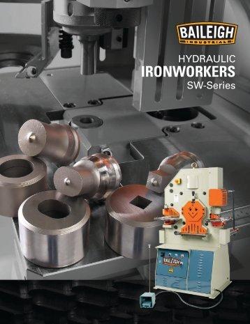 Hydraulic Ironworker Catalog - Baileigh Industrial
