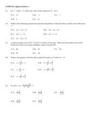 A-COMPASS Algebra Practice A -10 Questions.pdf