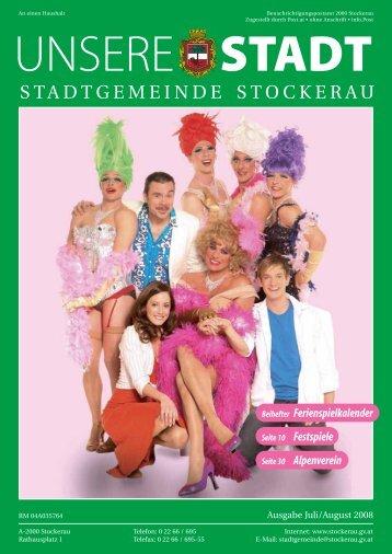 Datei herunterladen (5,11 MB) - .PDF - Stadtgemeinde Stockerau