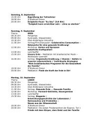 Programm Allgäu - WordPress – www.wordpress.com