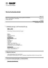 SDB Bellis - BASF Pflanzenschutz Österreich