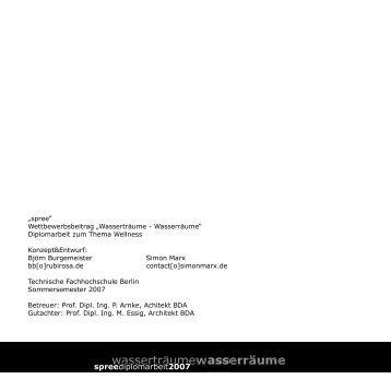 Die vollständige Entwurfsbeschreibung als PDF-Datei - Beuth ...