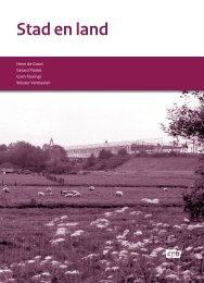 [PDF] Stad en land - Centraal Planbureau