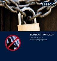 Sicherheit im FokuS - Frascio