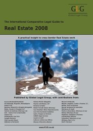 Real Estate 2008. Latvia chapter - Raidla Lejins & Norcous