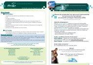 FICHE FORMATION Format PDF - Sufp