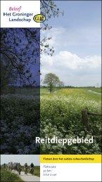 Reitdiep - Stichting Het Groninger Landschap