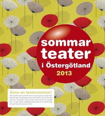Sommarteater13_web_ny.... - Regionförbundet Östsam