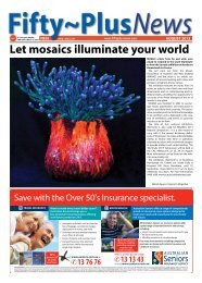 August 2013 - Fifty-Plus News