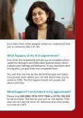 Download CAFS leaflet for young people - Page 3