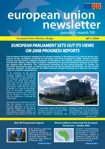 Newsletter January - March 2009 (PDF - 2 Mb) - Girodivite