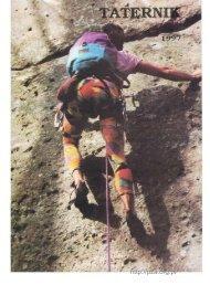 Taternik 2 1997 - Polski Związek Alpinizmu