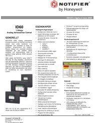 ID60 - Notifier