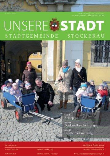 Datei herunterladen (5,35 MB) - .PDF - Stadtgemeinde Stockerau