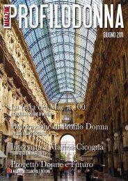 Giugno 2011 - Profilo Donna Magazine