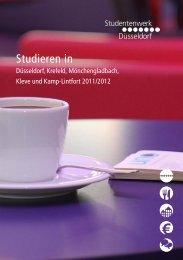 Der Fahrplan durch unsere Region - Studentenwerk Düsseldorf