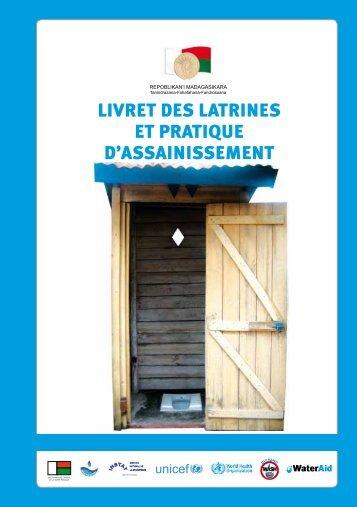 LIVRET DES LATRINES ET PRATIQUE D'ASSAINISSEMENT - pseau