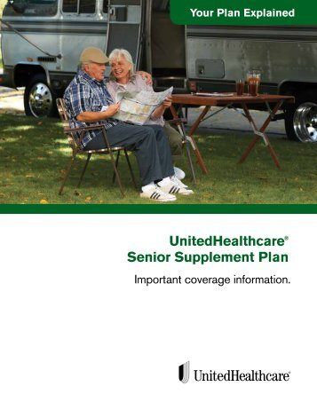 UnitedHealthcare® Senior Supplement Plan - Uhcretiree.com