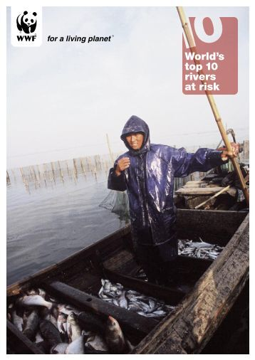 WWF Report: World's Top 10 Rivers at Risk - UN-Water