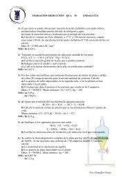El gas cloro se puede obtener por reacción de ácido ... - rmsola