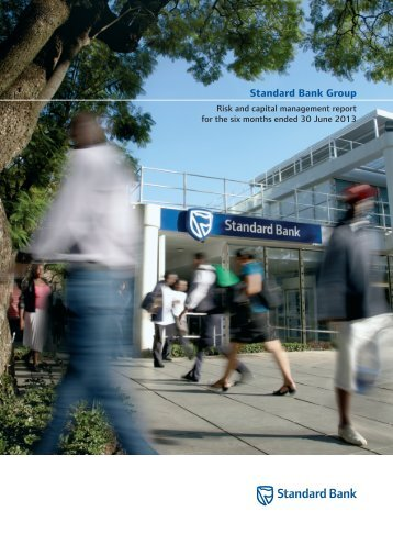 Credit risk - Standard Bank - Investor Relations
