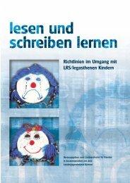 lesen und schreiben lernen - Schulpsychologie Kärnten