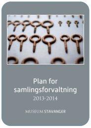 klikk her for å laste ned planen (PDF-fil - Museum Stavanger