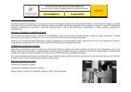 evaluación de puestos de trabajo rg-20-01 mantenimiento almacenero