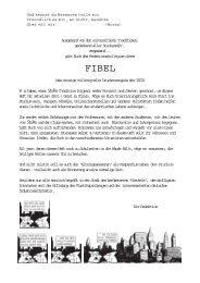 FIBEL '95 - StuRa - TU Chemnitz
