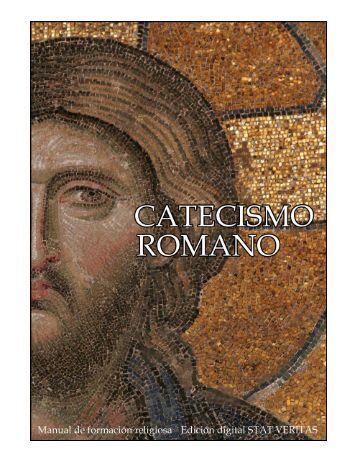 Catecismo Romano - coro san clemente i