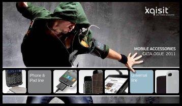 Mobile Accessories Catalogue 2011 - Strax.com