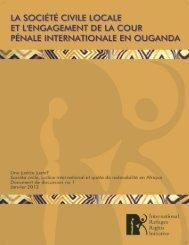 Untitled - International Refugee Rights Initiative