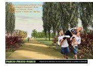 Proposta per la realizzazione di un parco tra Via ... - Comune di Prato