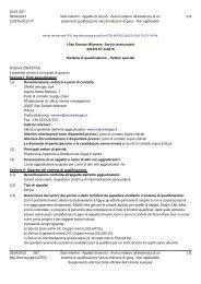 I-San Donato Milanese: Servizi assicurativi - Snam