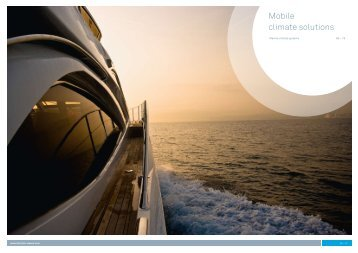 Mobile climate solutions - Advitek Marine Systems AMSBV