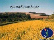Perspectivas e Desafios da Produção Orgânica - Sabesp
