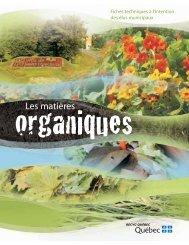 Fiches techniques sur les matières organiques - Recyc-Québec