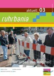 Ruhrbania aktuell 03 - SPD Mülheim an der Ruhr