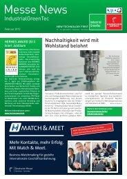Messe News - Vogel Business Media