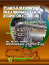 principles of finned-tube heat exchanger design for - WSEAS