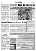 2013. július 12-i szám - Zalakaros - Page 6