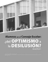Alumnos en el Consejo Escolar: ¿del optimismo ... - Revista Docencia