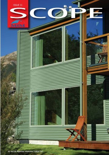ISSUE 11 - Metal Roofing Manufacturers