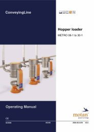 Operating Manual Hopper loader