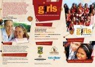 NMGA Enrolment brochure (781.04 kb) - Newton Moore Girls ...