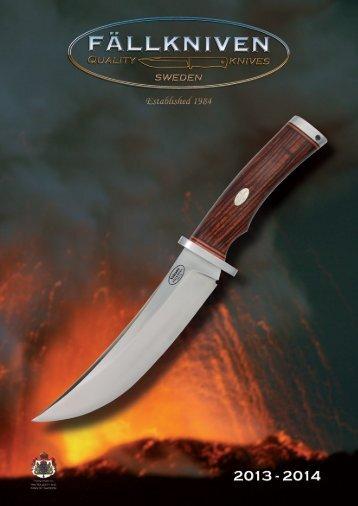 Fallkniven catalogue - Technical Outdoor