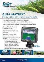 GUÍA mAtrix™ - Runco